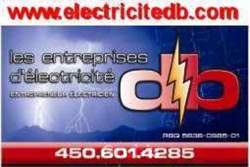 Les entreprises d'électricité db