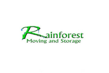 Rainforest Moving and Storage