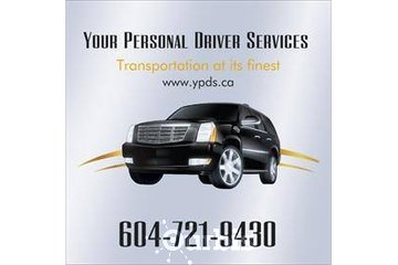 Your Personal Driver Services