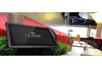 Cluster Systems à Montréal: Tablette Cluster tablet