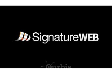 Signatureweb web design