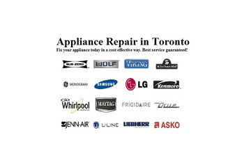 Eds Appliance Repair Toronto