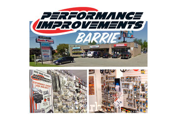 Performance Improvements in Barrie: PI Speed Shops 422 Dunlop Street West
