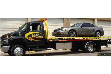 Asap Towing Calgary