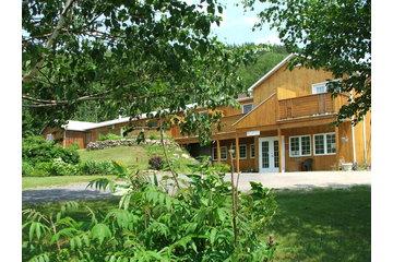 Auberge Relais des Hautes Gorges in Saint-Aimé-des-Lacs: l'auberge