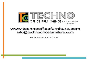 Techno Office Furnishings Ltd in Richmond