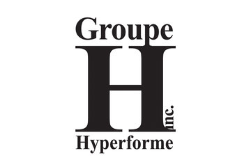 Groupe Hyperforme Inc. in Saint-Jean-Chrysostome: logo