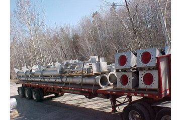 Produits D'Acier Métalpro Inc in Sainte-Anne-des-Plaines: Systeme de traitement des eaux usées en acier inoxydable