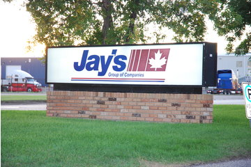 Jay's Moving & Storage Ltd