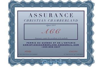 Assurance Christian Chamberland