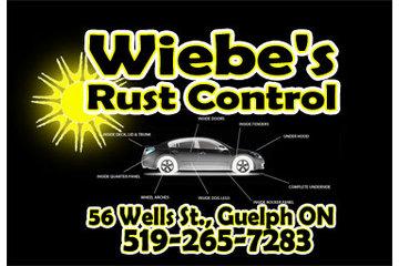 Wiebe's Rust Control