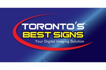 Toronto's Best Signs