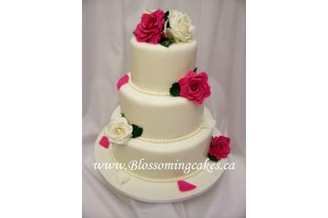 Blossoming cakes