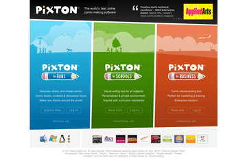 Pixton Comics Inc