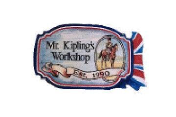 Mr Kipling's Workshop