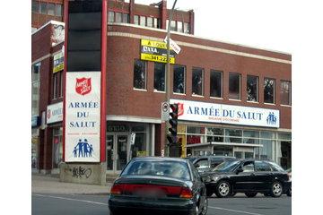 Armée du Salut à Montréal