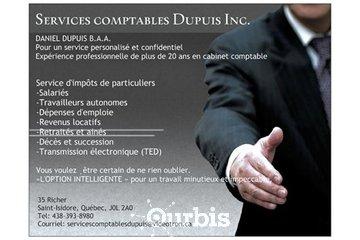 Services comptables Dupuis Inc.