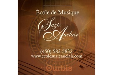 École de musique Suzie Auclair à unknown