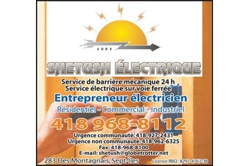 Shetush Electrique 2003