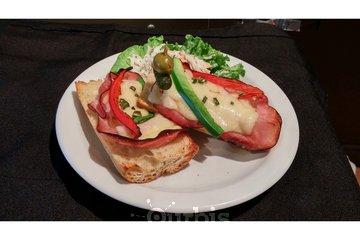 La Boulangere in Saint-Hyacinthe: Croque jambon