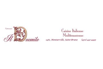 Restaurant Il Duemila à Saint-Bruno-de-Montarville: Il Duemila