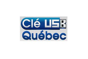 Clé Usb Québec - Clés usb Promotionnelles