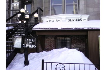 Restaurant Le Mas Des Oliviers
