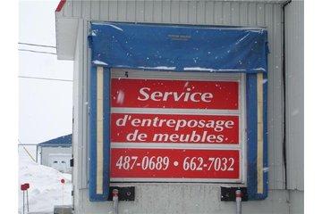 Mobilier Jeannois Entreposage Meubles Inc in Alma: entrepo1