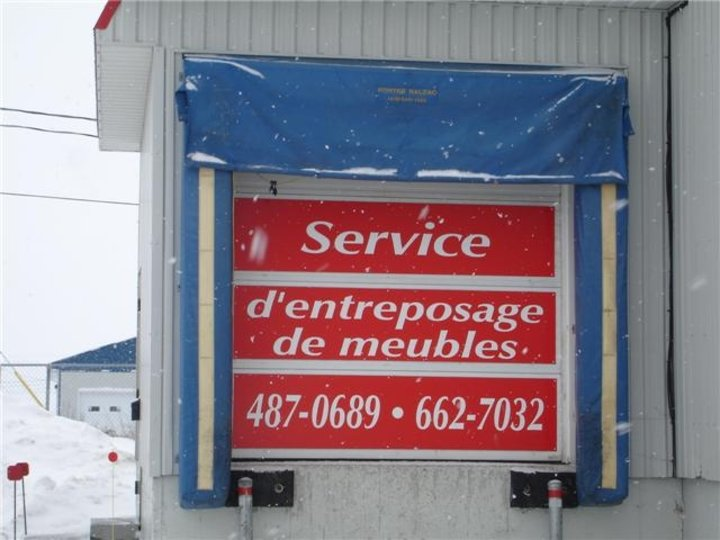 Mobilier jeannois entreposage meubles inc alma qc ourbis for Entreposage meuble quebec