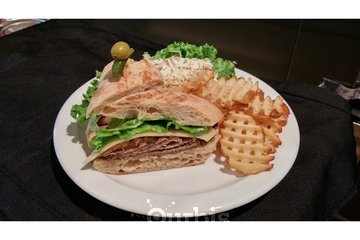 La Boulangere in Saint-Hyacinthe: Sandwich Roti de boeuf