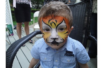 Montreal Face Painting - Maquillage Facefoward Facepainting
