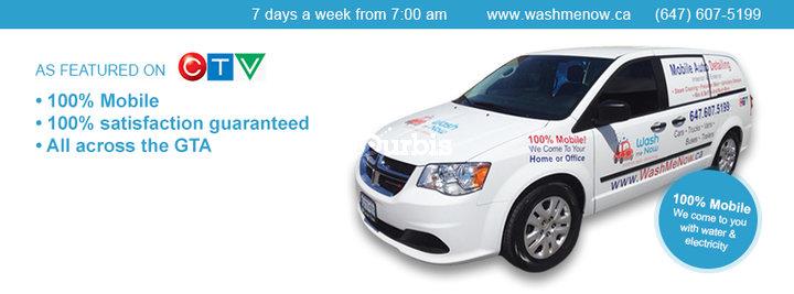 Car Wash Detailing Vaughan