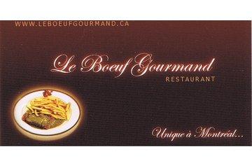 Restaurant Le Boeuf Gourmand
