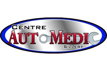 Centre AutoMédic Sillery in Québec: logo automedic sillery