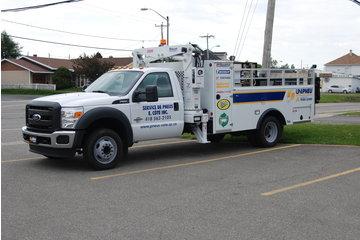Service de Pneus E Cote Inc in Matane: depannage routier 24Hrs