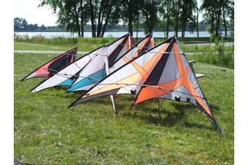Cerfs-Volants Coriolis in Varennes: acrobatique