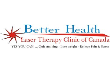 Better Health Laser Therapy clinic of Canada