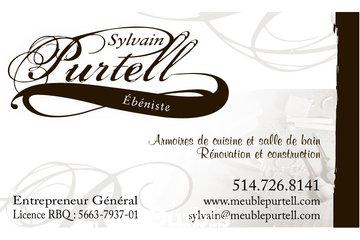 Sylvain Purtell Ébéniste