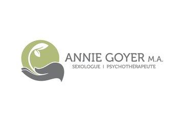 ANNIE GOYER M.A, Sexologue | Psychothérapeute