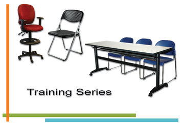 Techno Office Furnishings Ltd in Richmond: Training Furniture