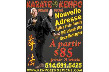 Karaté Kenpo Serge Piché