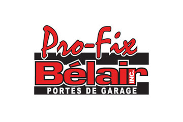 Portes de Garage Pro-Fix Inc