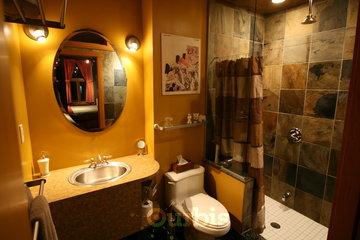 A la Carte B & B à Montréal: Juillard Suite, private bathroom
