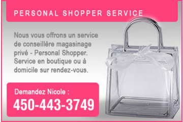 Collections Dragone in Brossard: Dragone - Service de conseillère en magasinage privé