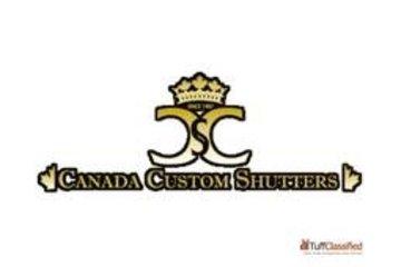 Canada Custom Shutters