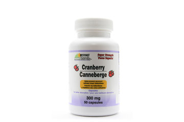 Westcoast Naturals in Richmond: Cranberry 300 mg 50 caps