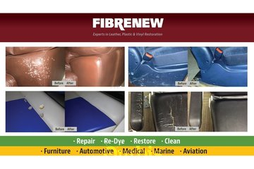 Fibrenew Levis in Lévis: leather repair before and after