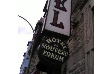 Hotel Du Nouveau Forum