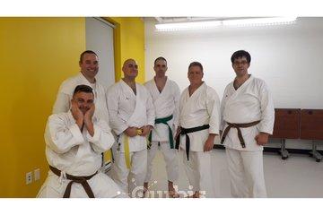 Ryu Karaté Shotokan à Chateauguay: Une belle équipe
