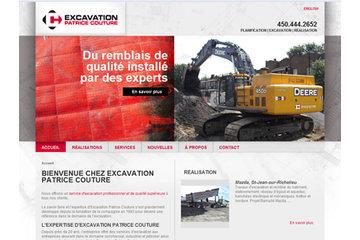 Service d'excavation au Québec